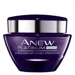 Crema de Noche Anew Platinum
